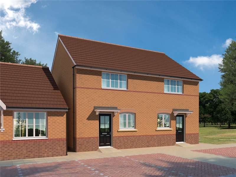 3 Bedrooms House for sale in The Wickets, Bottesford, Nottingham, Leicestershire, NG13
