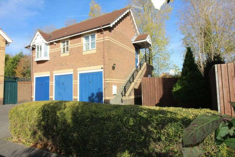 1 Bedroom Flat for sale in Heron Gardens, Portishead