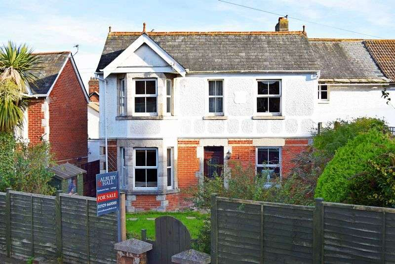 4 Bedrooms Semi Detached House for sale in Court Road, Swanage
