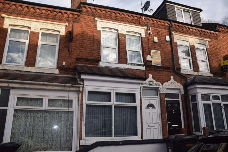 6 Bedrooms Terraced House for rent in Teignmouth Road, Birmingham