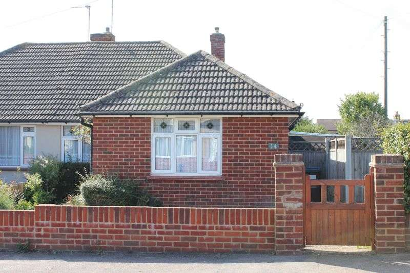 2 Bedrooms Semi Detached Bungalow for sale in Minster