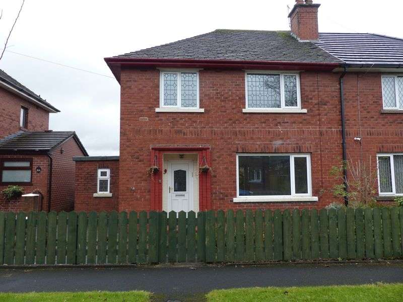3 Bedrooms Semi Detached House for sale in Avon Road, Shaw
