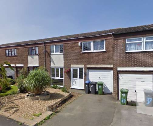 3 Bedrooms Terraced House for sale in Hallway Drive, Coventry, West Midlands, CV7 9JQ