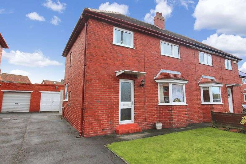 3 Bedrooms Semi Detached House for sale in Russet Grove, Scarborough