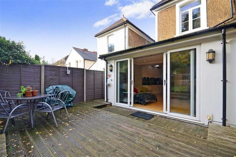 2 Bedrooms Apartment Flat for sale in Purley Park Road, Purley, Surrey