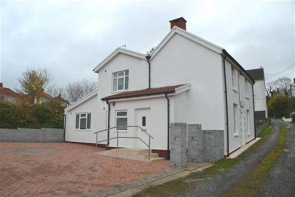 3 Bedrooms Detached House for sale in Pleasant View, South Carmarthenshire, Trimsaran