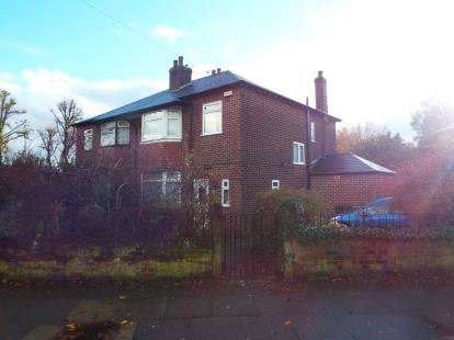 3 Bedrooms Semi Detached House for sale in Doveleys Road, Salford, Greater Manchester