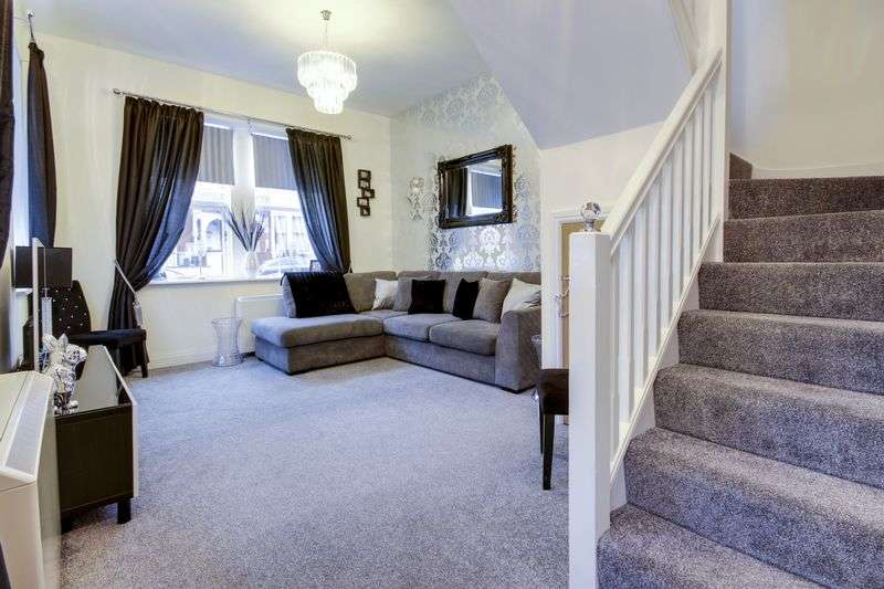 2 Bedrooms Terraced House for sale in Pentonville, Newport