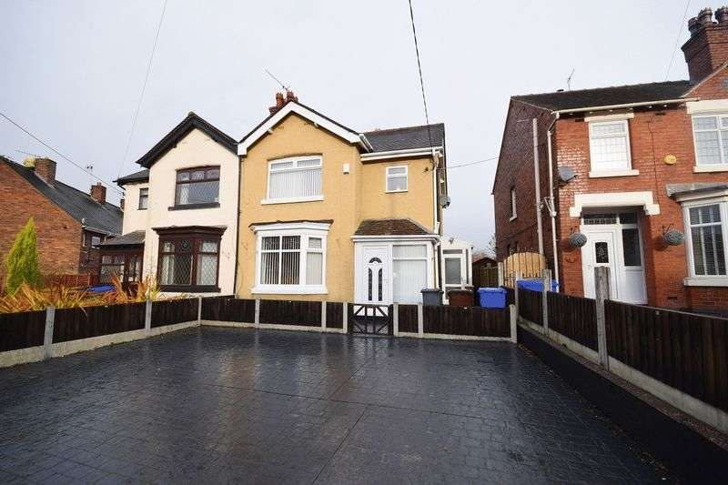 3 Bedrooms Semi Detached House for sale in Bagnall Road, Light Oaks