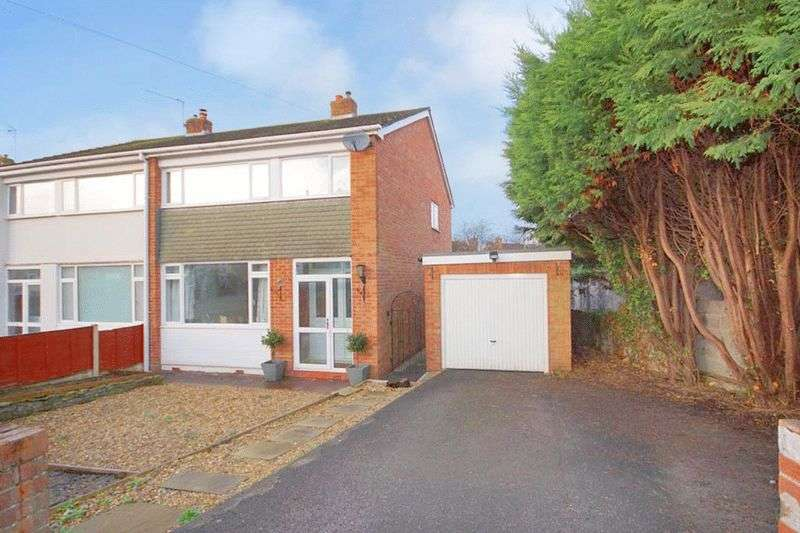 3 Bedrooms Semi Detached House for sale in 11 Wayleaze, Coalpit Heath, Bristol BS36 2PL