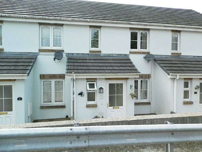 2 Bedrooms Terraced House for sale in Bro'r Hen Wr, Pencader