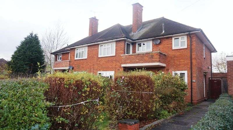 3 Bedrooms Flat for sale in Rednal Road, Birmingham