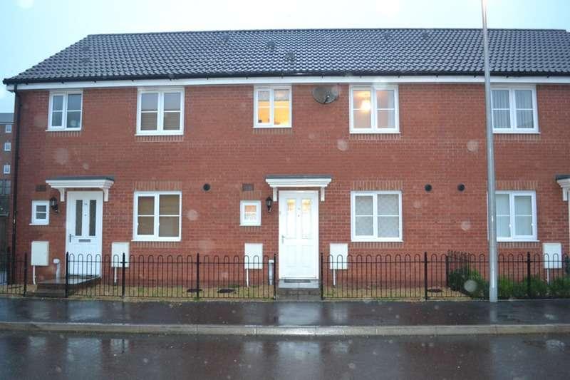 3 Bedrooms Terraced House for sale in Marcroft Road, Swansea, Swansea, SA1