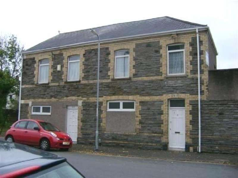 Block Of Apartments Flat for sale in BELLE VUE TERRACE, OFF MENDALGIEF ROAD, NEWPORT. NP20 2LB
