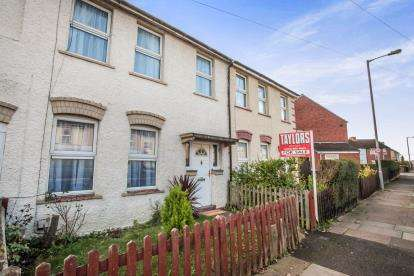 3 Bedrooms Terraced House for sale in Tower Road, Luton, Bedfordshire