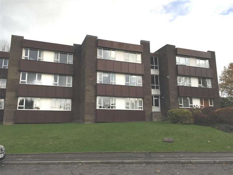 1 Bedroom Flat for sale in Lunesdale Court, Derwent Road