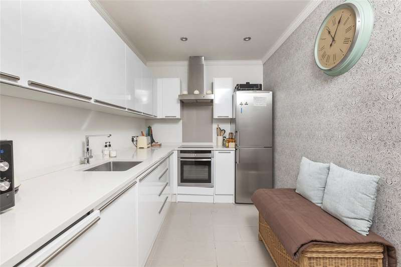 2 Bedrooms Apartment Flat for sale in St. Valery, 54 Beulah Hill, London
