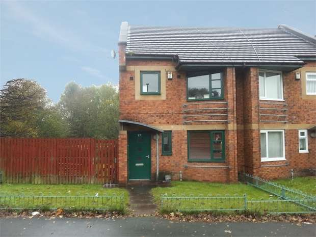 3 Bedrooms End Of Terrace House for sale in Factory Lane, Manchester