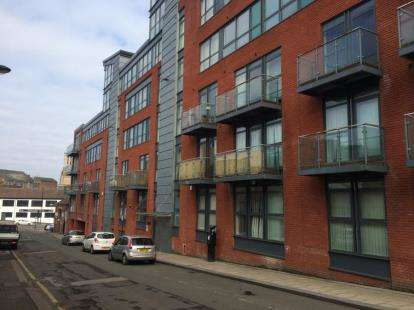 1 Bedroom Flat for sale in Mandale House, 30 Bailey Street, Sheffield