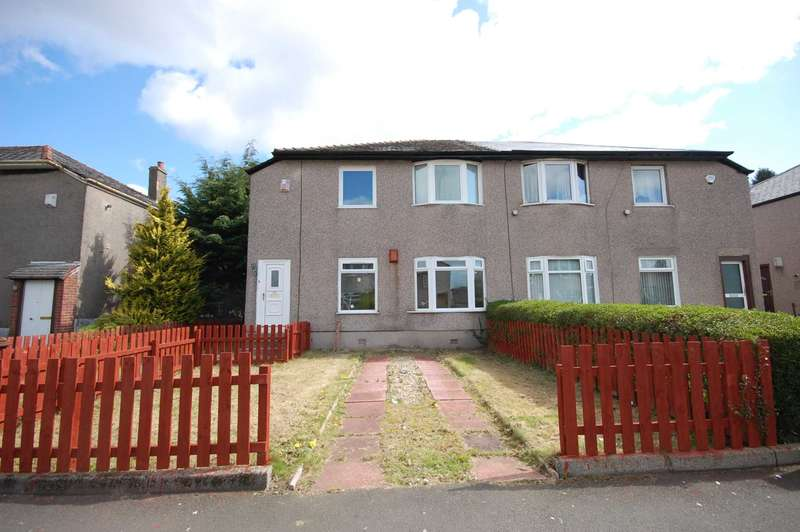 3 Bedrooms Flat for sale in Croftend Av, Croftfoot