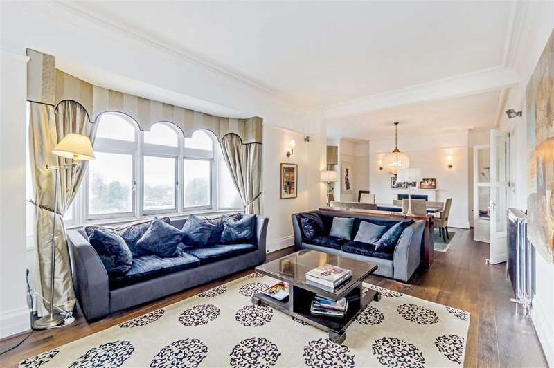 5 Bedrooms Flat for sale in Neville Court, London, NW8