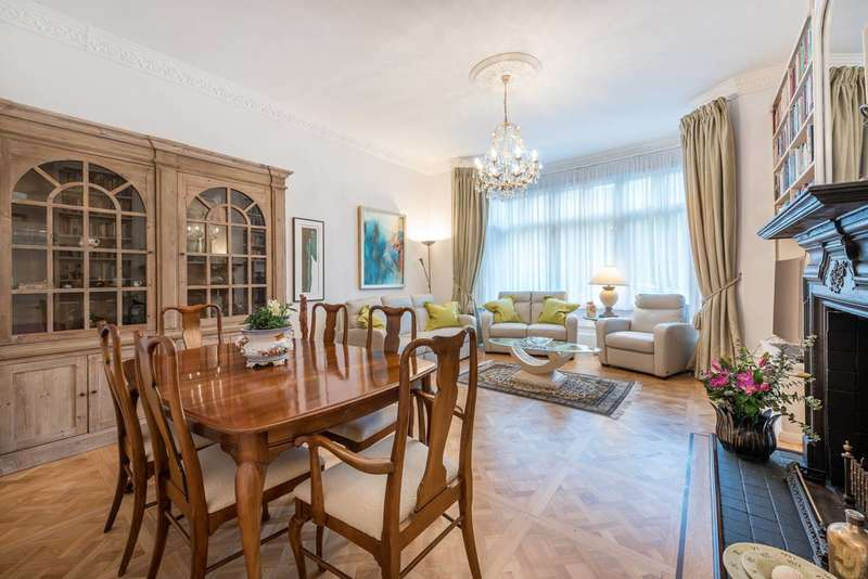 2 Bedrooms Flat for sale in Gunnersbury Avenue, Ealing Common, W5