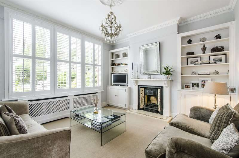 3 Bedrooms Semi Detached House for sale in Rosendale Road, London, SE21