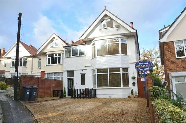 7 Bedrooms Detached House for sale in Belle Vue Crescent, Southbourne, Bournemouth