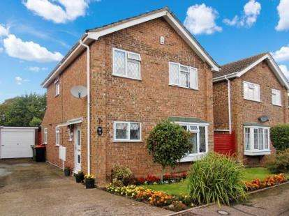 3 Bedrooms Detached House for sale in Carina Drive, Leighton Buzzard, Bedfordshire