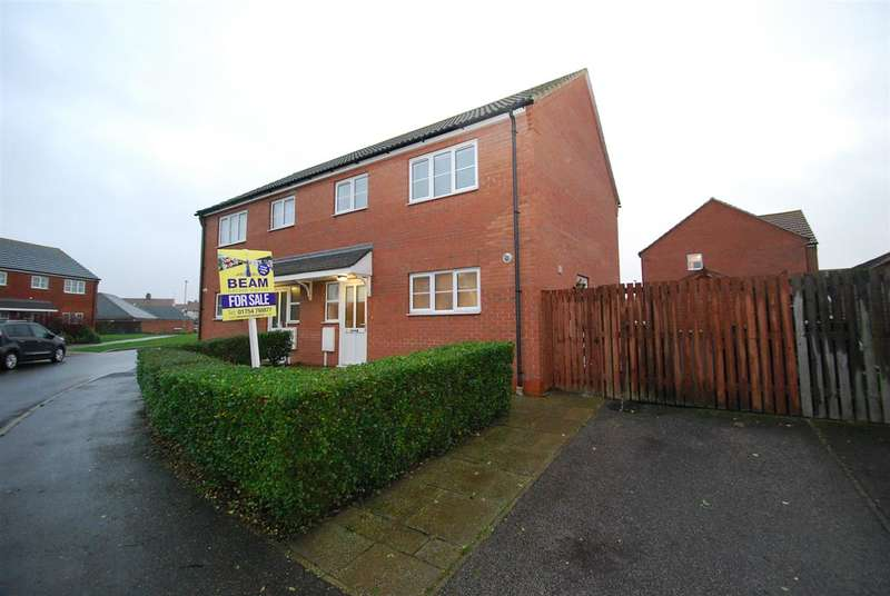 2 Bedrooms Semi Detached House for sale in Southwell Drive, Winthorpe