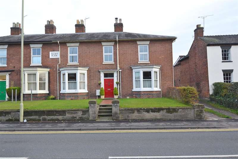 4 Bedrooms Semi Detached House for sale in Wolverhampton Road, Stafford