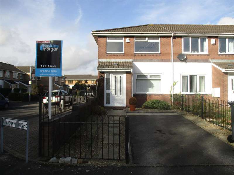 3 Bedrooms Property for sale in Shelburn Close, Carlton Gardens, Grangetown, Cardiff