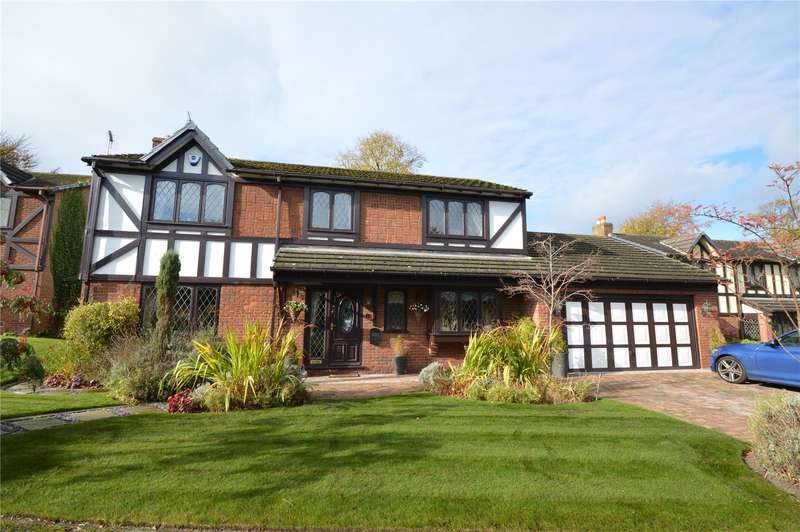 4 Bedrooms Detached House for sale in Crawford Park, Mossley Hill, Liverpool, L18