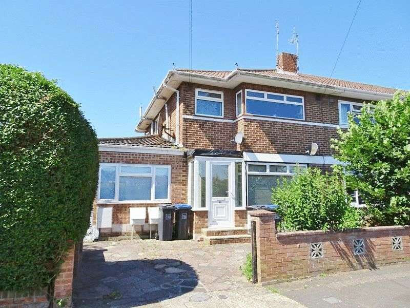 1 Bedroom Flat for sale in Haynes Road, Worthing