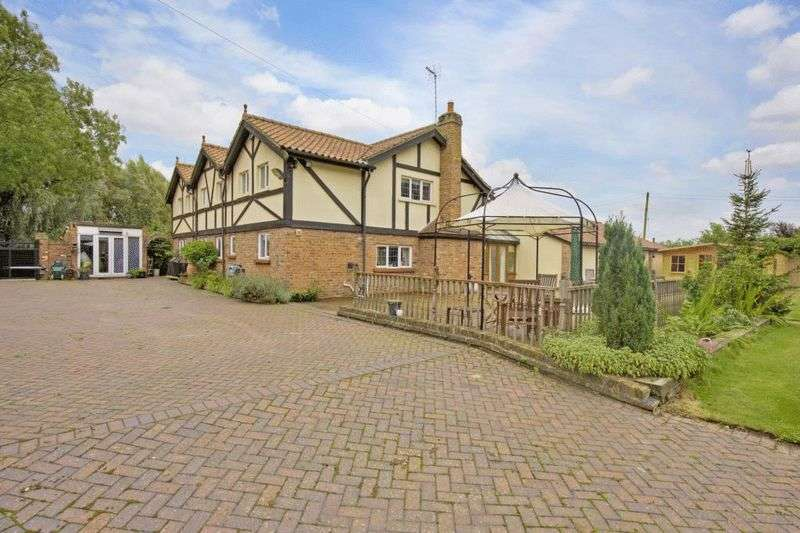 6 Bedrooms Detached House for sale in Little Lane, Whaplode, Spalding, Lincolnshire