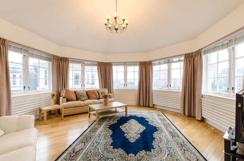 2 Bedrooms Flat for sale in Grosvenor Road, Westminster, SW1V