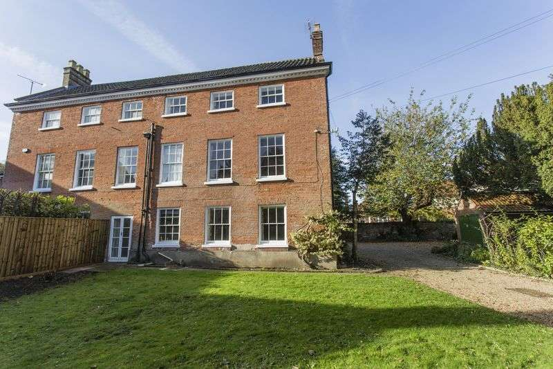 4 Bedrooms Semi Detached House for sale in Dalton House, Swaffham