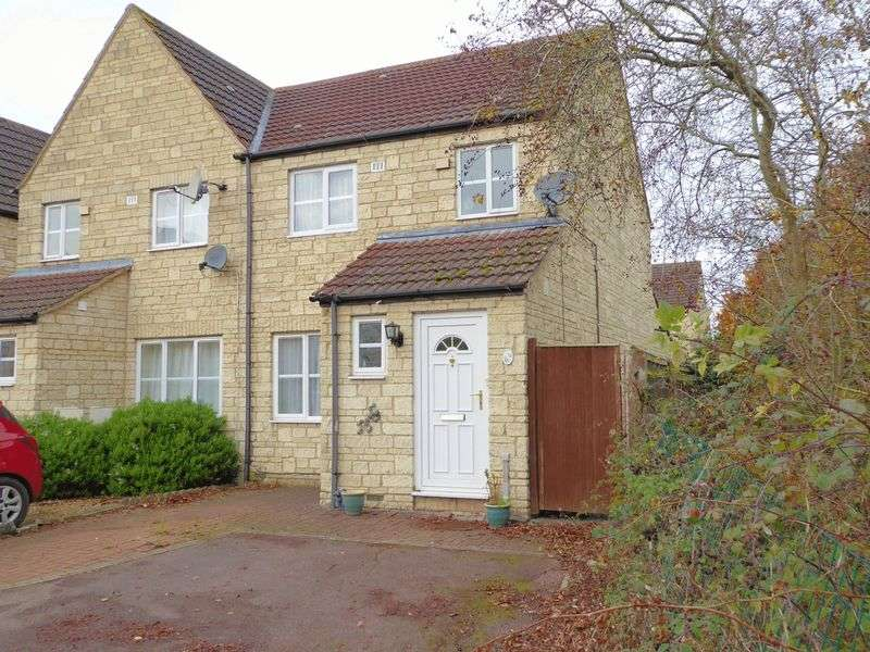 3 Bedrooms Semi Detached House for sale in Redwing Close, Bicester