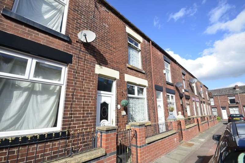 2 Bedrooms Property for sale in Thorne Street, Farnworth, Bolton, BL4