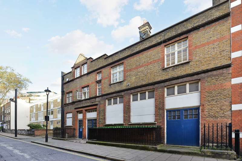 7 Bedrooms Block Of Apartments Flat for sale in Homer Row, Marylebone W1