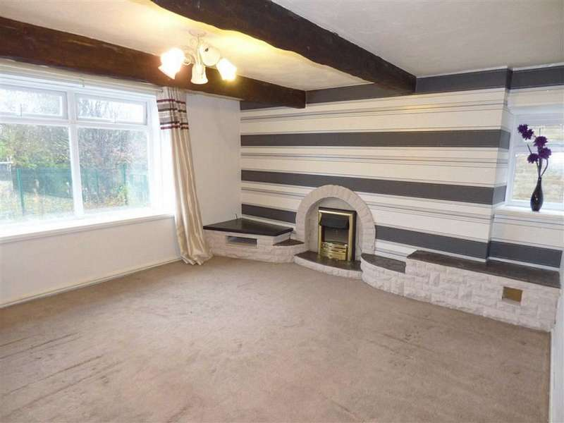 2 Bedrooms Flat for sale in Market Street, Whitworth, Rochdale, Lancashire, OL12
