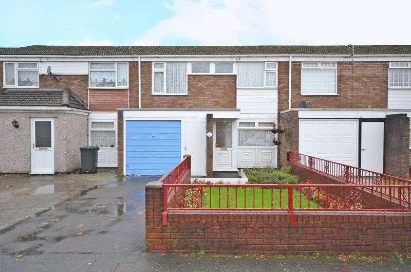 3 Bedrooms Terraced House for sale in Eastmoor Road, Lliswerry