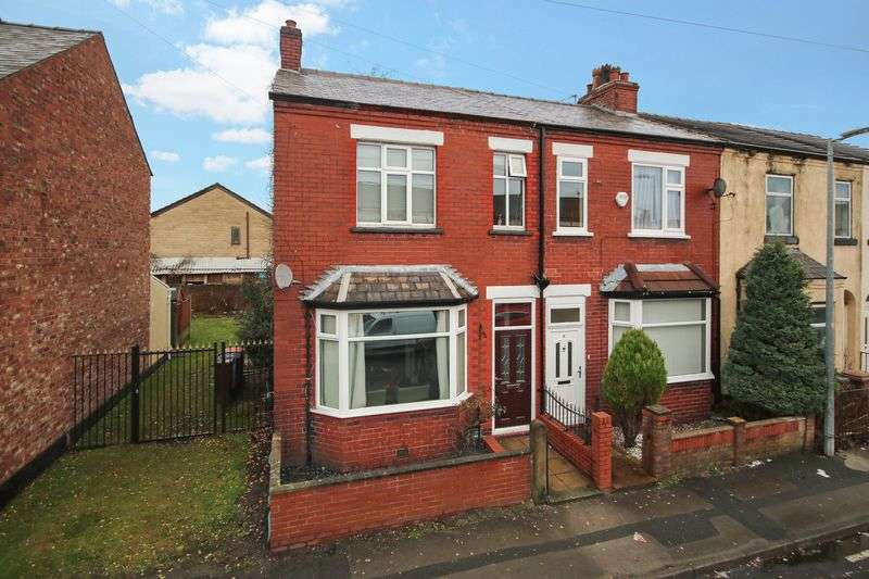 3 Bedrooms Terraced House for sale in Dean Road, Cadishead M44
