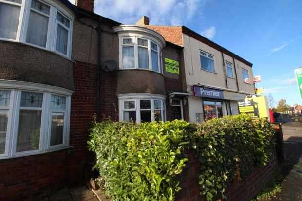 2 Bedrooms Terraced House for sale in North Road, Darlington, Durham, DL1 3BN