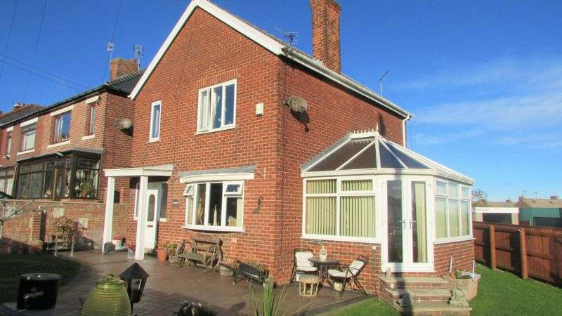 3 Bedrooms Detached House for sale in Shotton Road, Peterlee