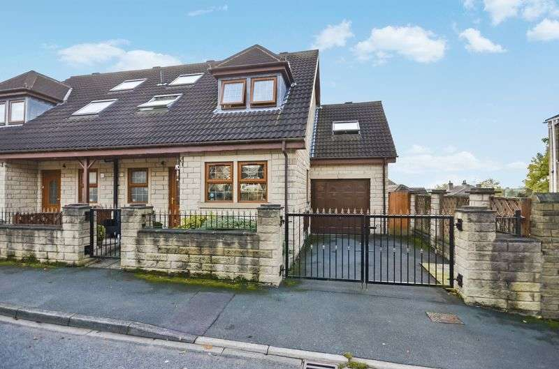4 Bedrooms Semi Detached House for sale in 57 Manor Row, Bradford, BD12 0DB