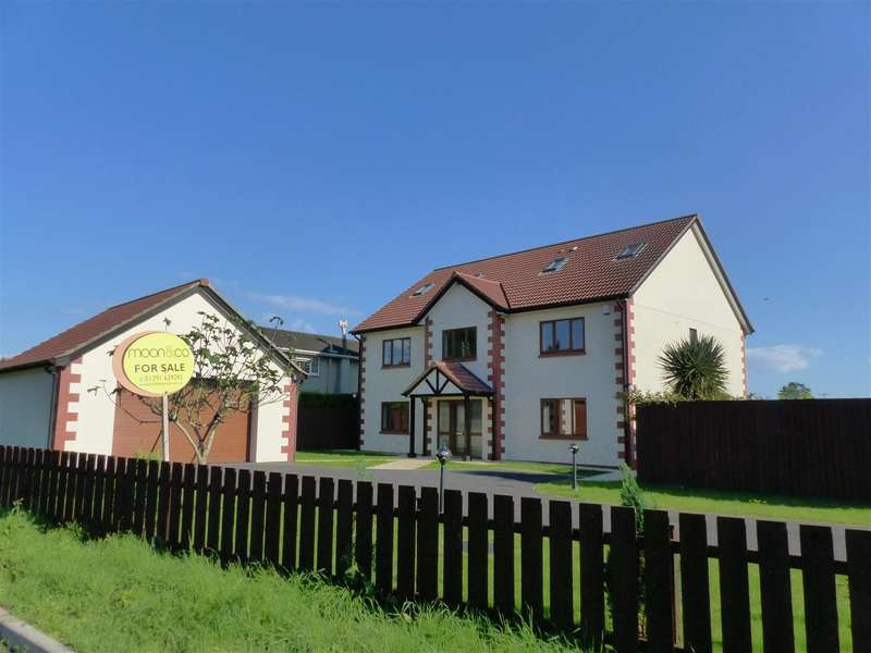 6 Bedrooms Detached House for sale in New House, Llanvaches