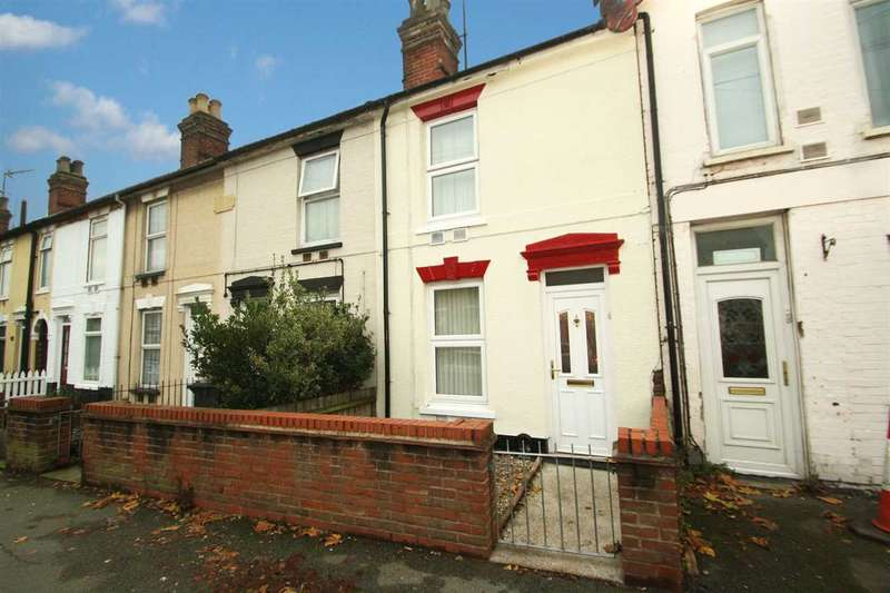 2 Bedrooms Terraced House for sale in Bramford Road, Ipswich
