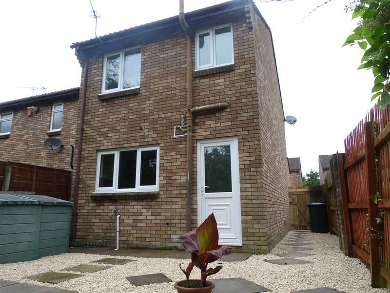 2 Bedrooms End Of Terrace House for sale in Somerton Lane, Newport