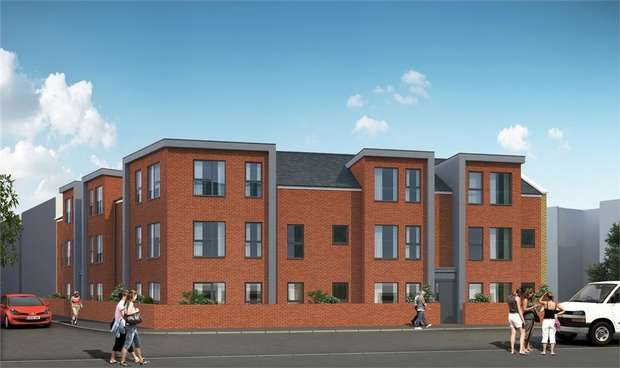 1 Bedroom Flat for sale in Forester House, 35-37 Marlborough Road, Watford, Hertfordshire